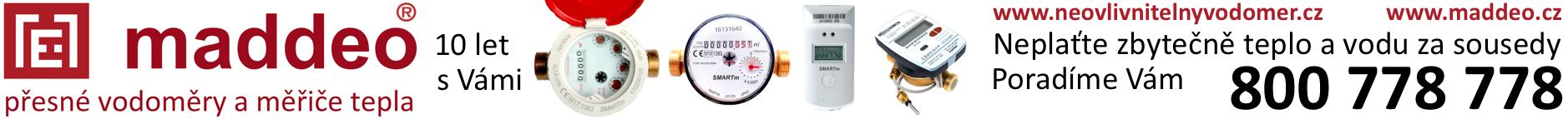 Měřiče tepla - kalorimetry